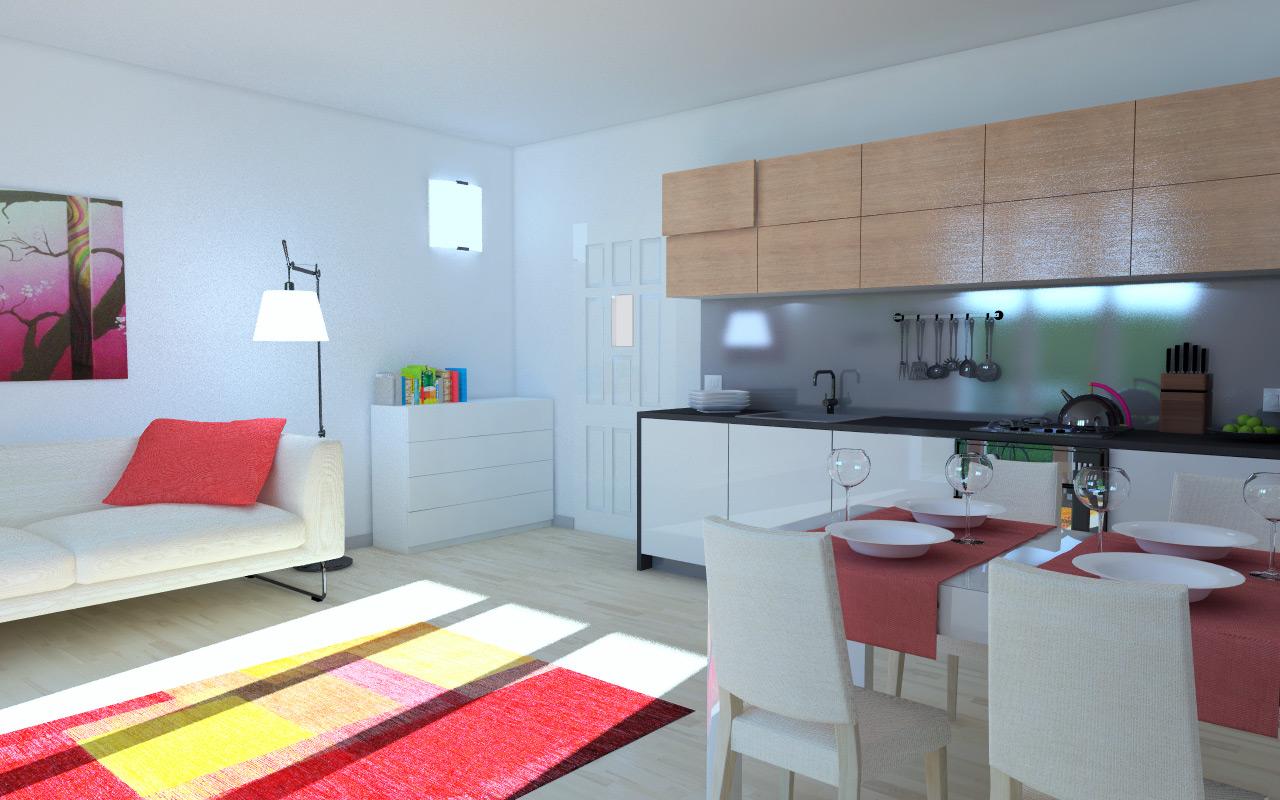 Leoni matteolm design appartamenti per costruttore for Appartamenti di design milano